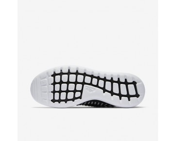 Nike Roshe Two Flyknit Womens Shoes Black/White/Cool Grey/Black Style: 844929-001