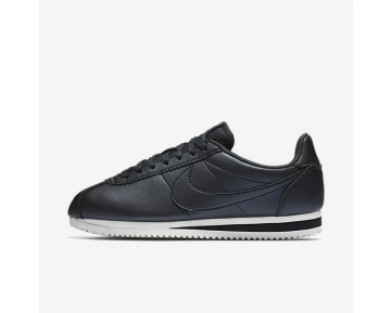Nike Classic Cortez Metallic Womens Shoes Metallic Hematite/Summit White/Metallic Hematite/Metallic Hematite Style: 807471-004