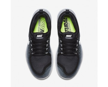 Nike Free RN Distance 2 Womens Shoes Black/Cool Grey/Dark Grey/White Style: 863776-001