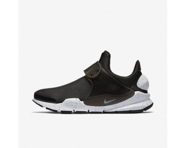 Nike Sock Dart Premium Womens Shoes Black/Black/White Style: 881186-001