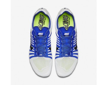 Nike Zoom D Womens Shoes White/Racer Blue/Black Style: 819164-100