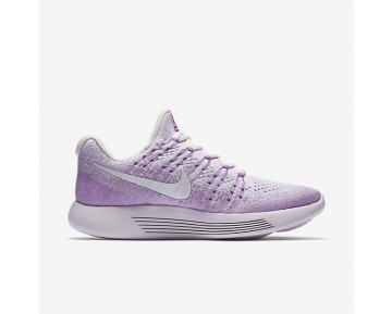 Nike LunarEpic Low Flyknit 2 IWD Womens Shoes Light Violet/Hyper Violet/Fuchsia Glow/White Style: 881674-501