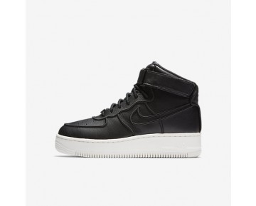 Nike Air Force 1 Upstep High SI Womens Shoes Black/Ivory/Black Style: 881096-001