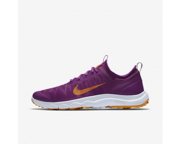 Nike FI Bermuda Womens Shoes Cosmic Purple/White/Vivid Orange Style: 776089-500