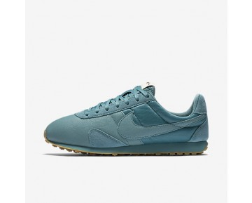 Nike Pre Montreal Racer Vintage Premium Womens Shoes Smoky Blue/Gum Light Brown/Black/Smoky Blue Style: 844930-004