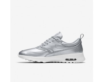 Nike Air Max Thea SE Metallic Womens Shoes Metallic Silver/Summit White/Matte Silver/Metallic Silver Style: 861674-001