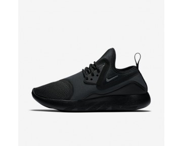 Nike LunarCharge Essential Womens Shoes Black/Black/Volt/Dark Grey Style: 923620-001
