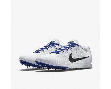 Nike Zoom Rival D 9 Womens Shoes White/Racer Blue/Black Style: 806556-100