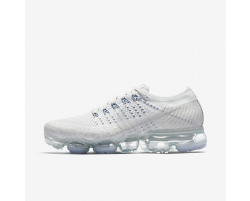 NikeLab Air VaporMax Flyknit Womens Shoes Pale Grey/Sail/Pure Platinum/Black Style: 899472-002