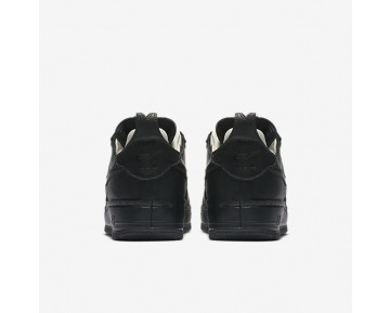 NikeLab Air Force 1 Low CMFT TC Womens Shoes Black/Sail/Black Style: 921072-001