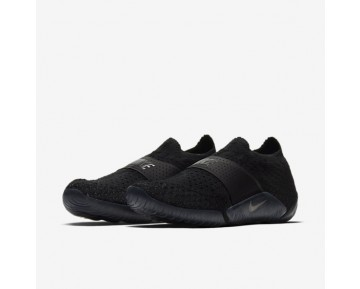 NikeLab City Knife 3 Flyknit Womens Shoes Black/White Style: 896284-001