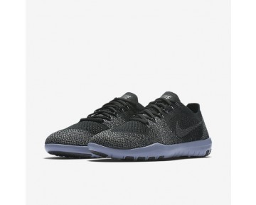 NikeLab Free Focus Flyknit 2 Womens Shoes Black/Dark Sky Blue/Dark Grey Style: 902168-001