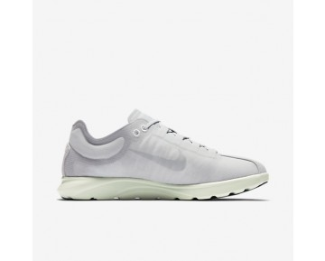 NikeLab Mayfly Lite SI Pinnacle Womens Shoes Pure Platinum/Thunder Blue/Sail/Wolf Grey Style: 881197-002
