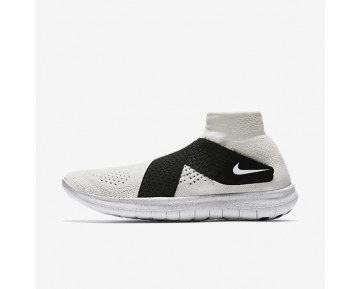 NikeLab Gyakusou Free RN Motion Flyknit 2017 Womens Shoes Sail/Black/Sail Style: 883290-100
