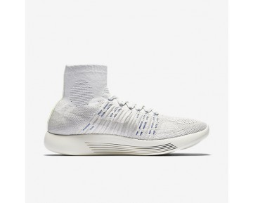 NikeLab LunarEpic Flyknit Womens Shoes Sail/Light Bone/Pure Platinum/Pure Platinum Style: 831112-100